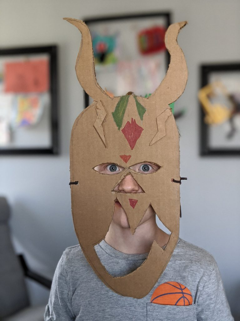 Ben mask